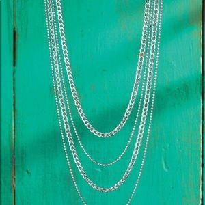 silpada sterling necklace